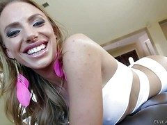 Juelz Ventura is a magnificent porn diva in sexy namby-pamby