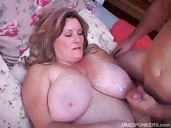 Beautiful mature BBW loves connected with fuck