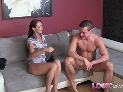 Enjoy Internal ejaculation Accidental audition internal ejaculation for female agent