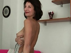 My dearest videos of French gilf Emanuelle